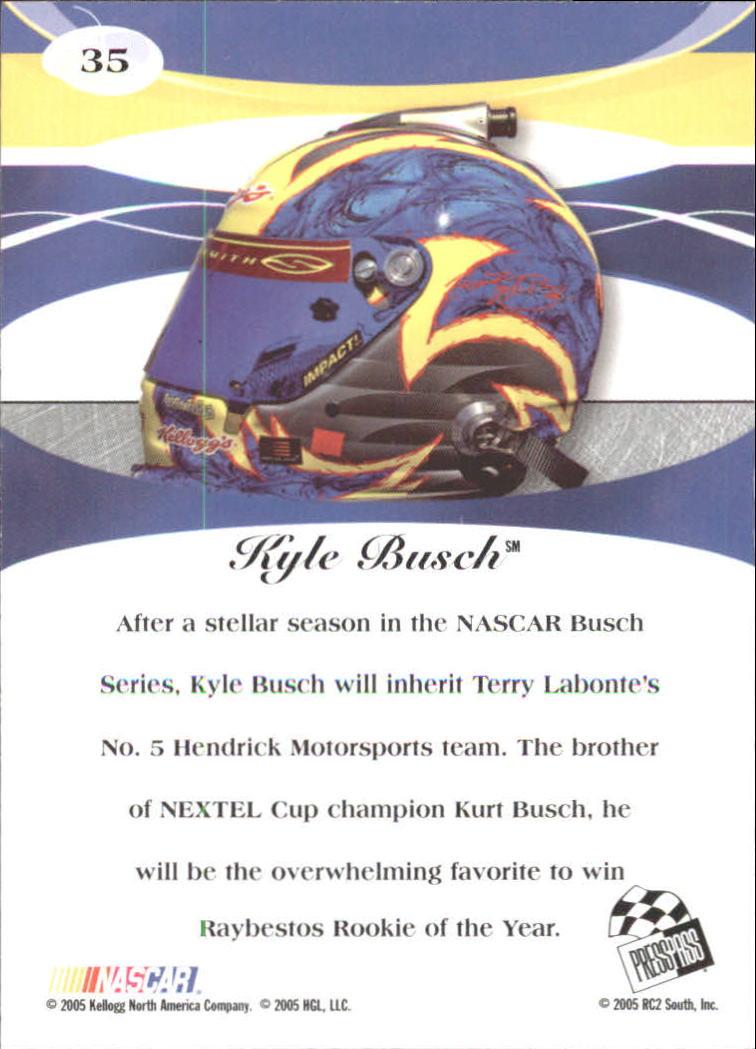 2005-Press-Pass-Premium-Race-Card-s-1-81-A3477-You-Pick-10-FREE-SHIP thumbnail 79