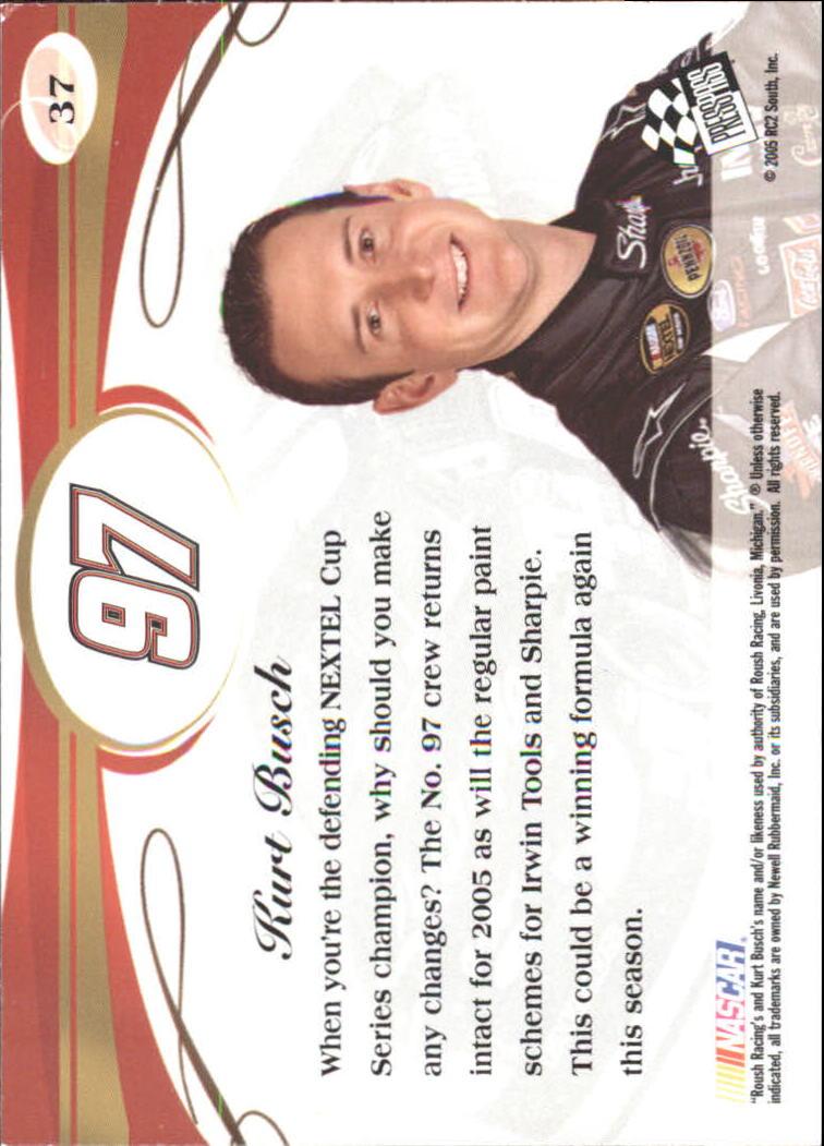 2005-Press-Pass-Premium-Race-Card-s-1-81-A3477-You-Pick-10-FREE-SHIP thumbnail 15