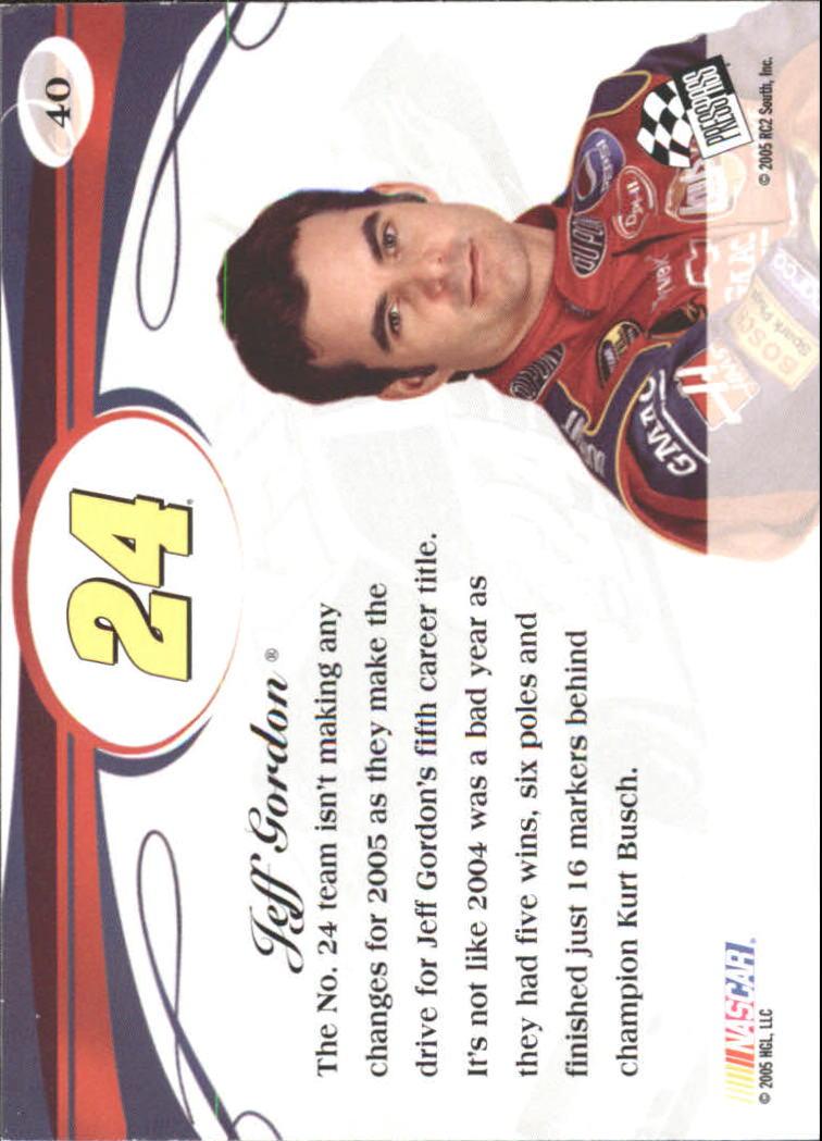 2005-Press-Pass-Premium-Race-Card-s-1-81-A3477-You-Pick-10-FREE-SHIP thumbnail 61