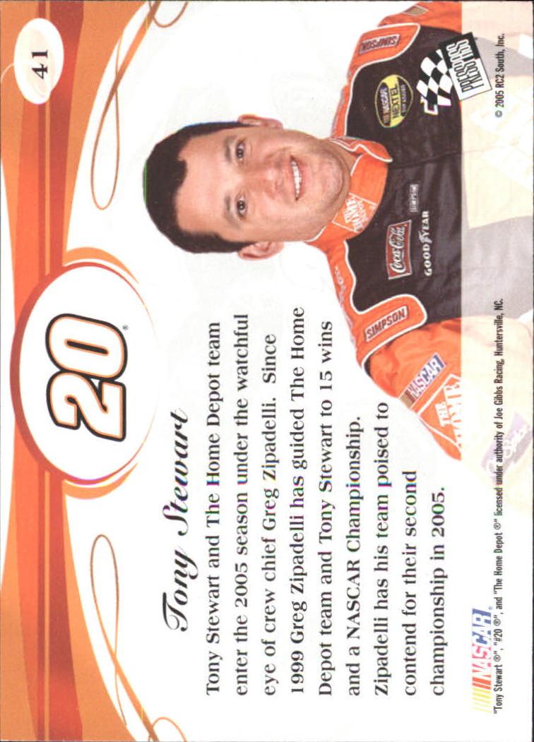 2005-Press-Pass-Premium-Race-Card-s-1-81-A3477-You-Pick-10-FREE-SHIP thumbnail 21