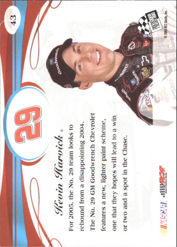 2005-Press-Pass-Premium-Race-Card-s-1-81-A3477-You-Pick-10-FREE-SHIP thumbnail 25