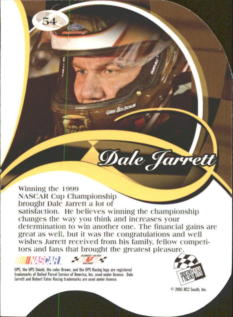 2005-Press-Pass-Premium-Race-Card-s-1-81-A3477-You-Pick-10-FREE-SHIP thumbnail 123