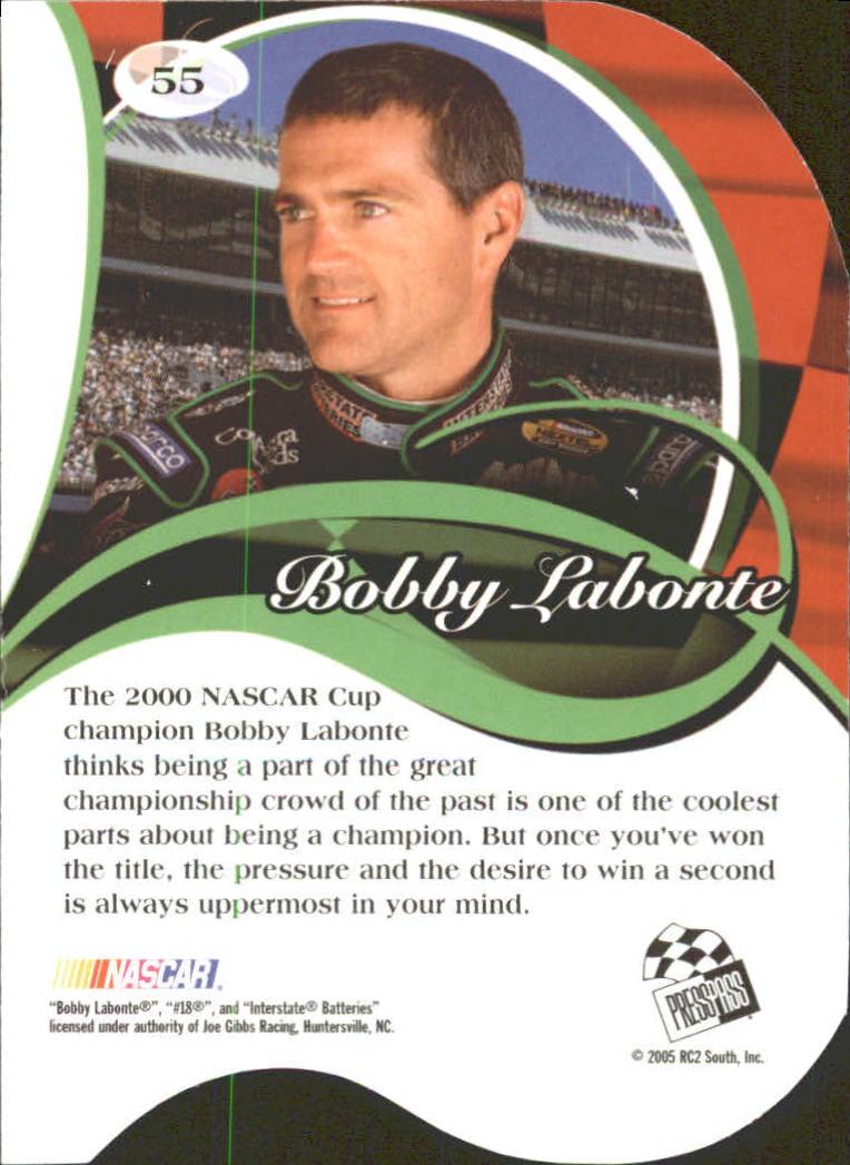 2005-Press-Pass-Premium-Race-Card-s-1-81-A3477-You-Pick-10-FREE-SHIP thumbnail 121