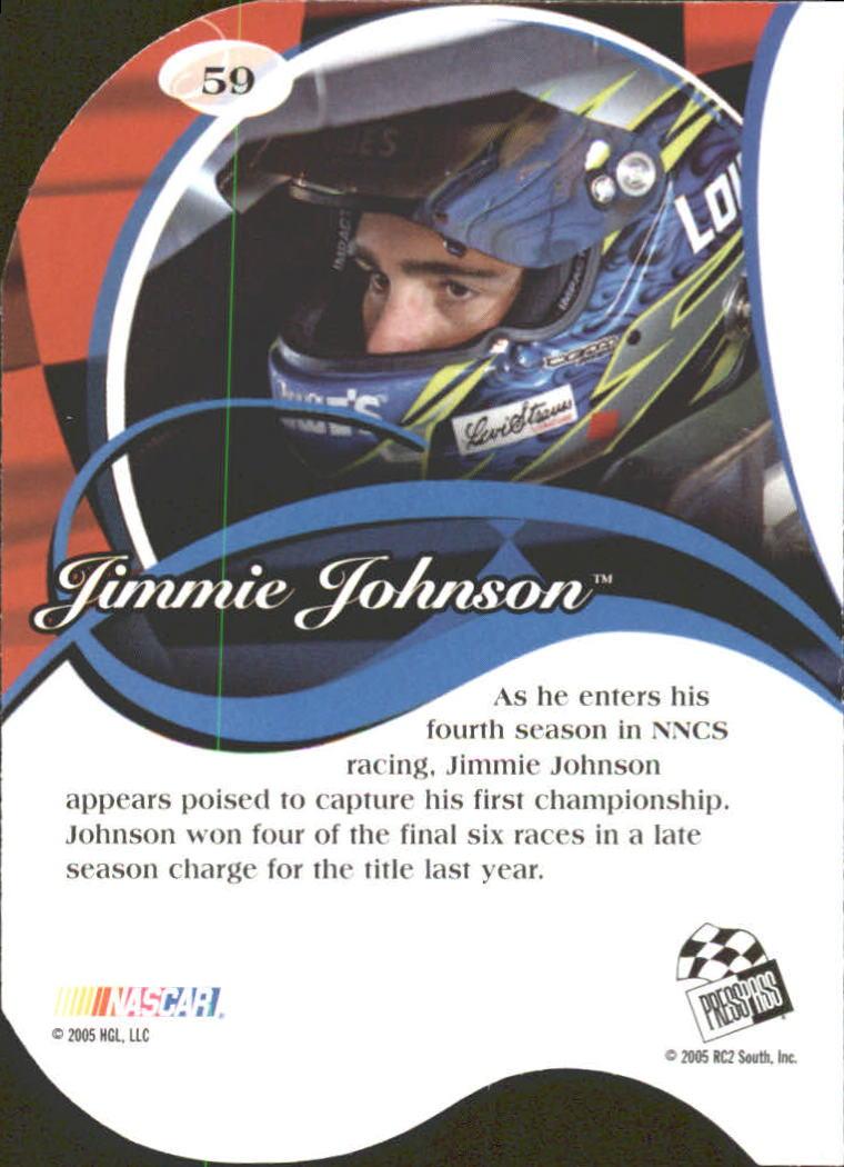 2005-Press-Pass-Premium-Race-Card-s-1-81-A3477-You-Pick-10-FREE-SHIP thumbnail 136