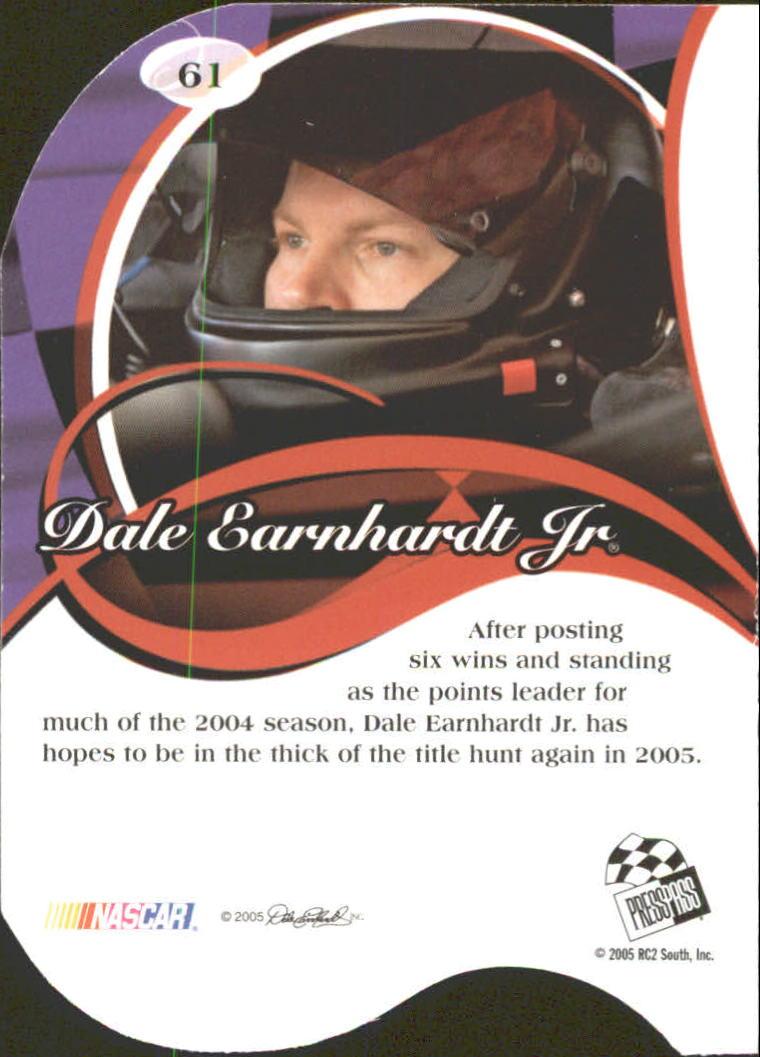 2005-Press-Pass-Premium-Race-Card-s-1-81-A3477-You-Pick-10-FREE-SHIP thumbnail 145