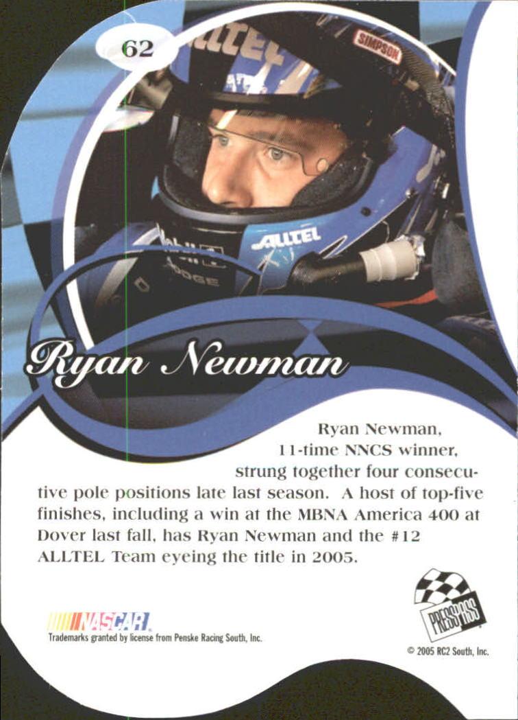 2005-Press-Pass-Premium-Race-Card-s-1-81-A3477-You-Pick-10-FREE-SHIP thumbnail 131