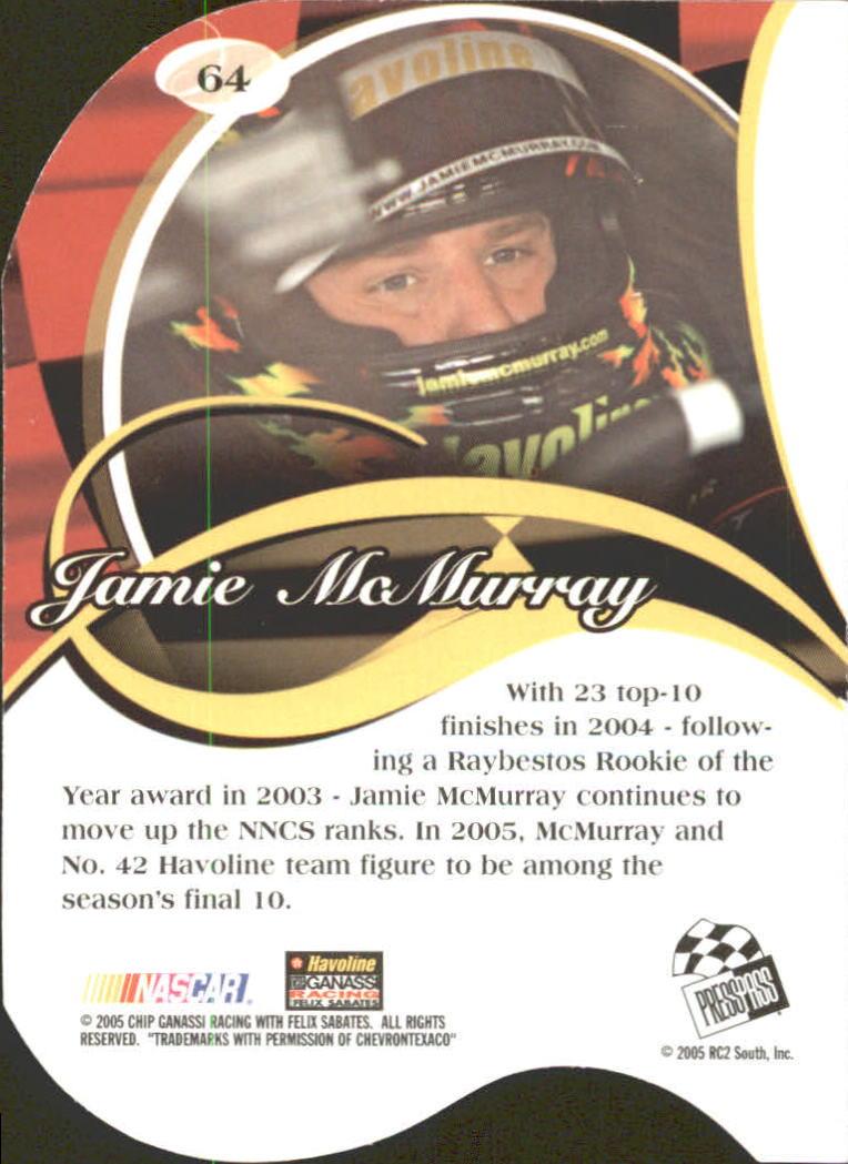 2005-Press-Pass-Premium-Race-Card-s-1-81-A3477-You-Pick-10-FREE-SHIP thumbnail 115