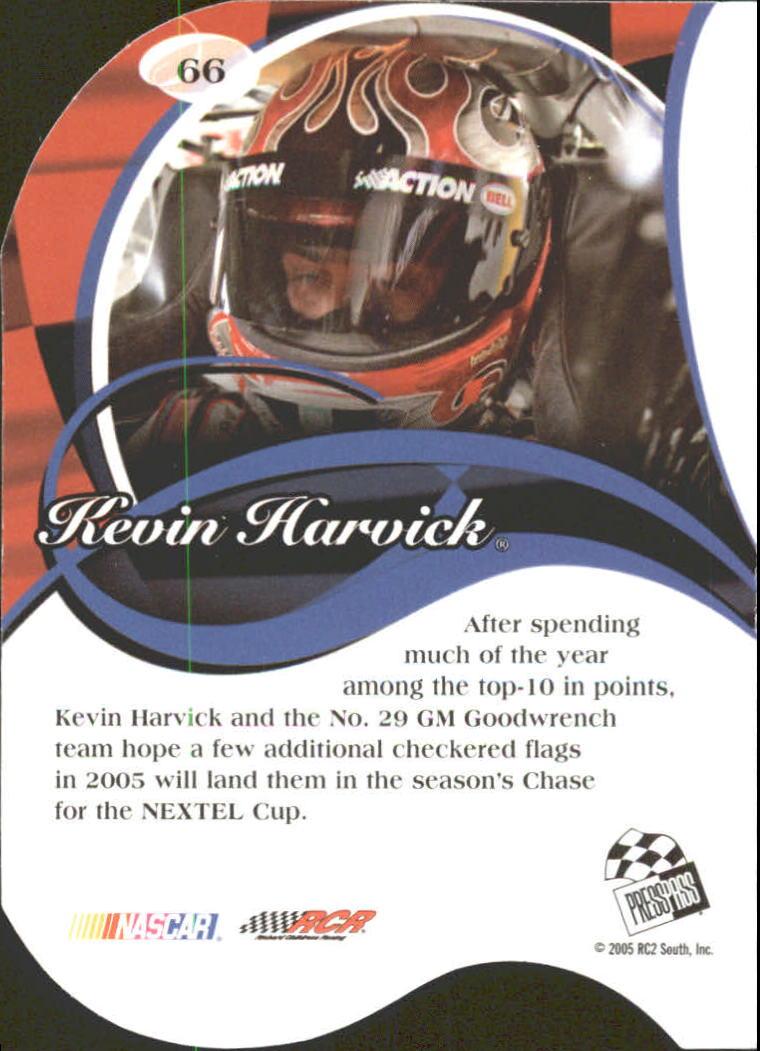 2005-Press-Pass-Premium-Race-Card-s-1-81-A3477-You-Pick-10-FREE-SHIP thumbnail 126