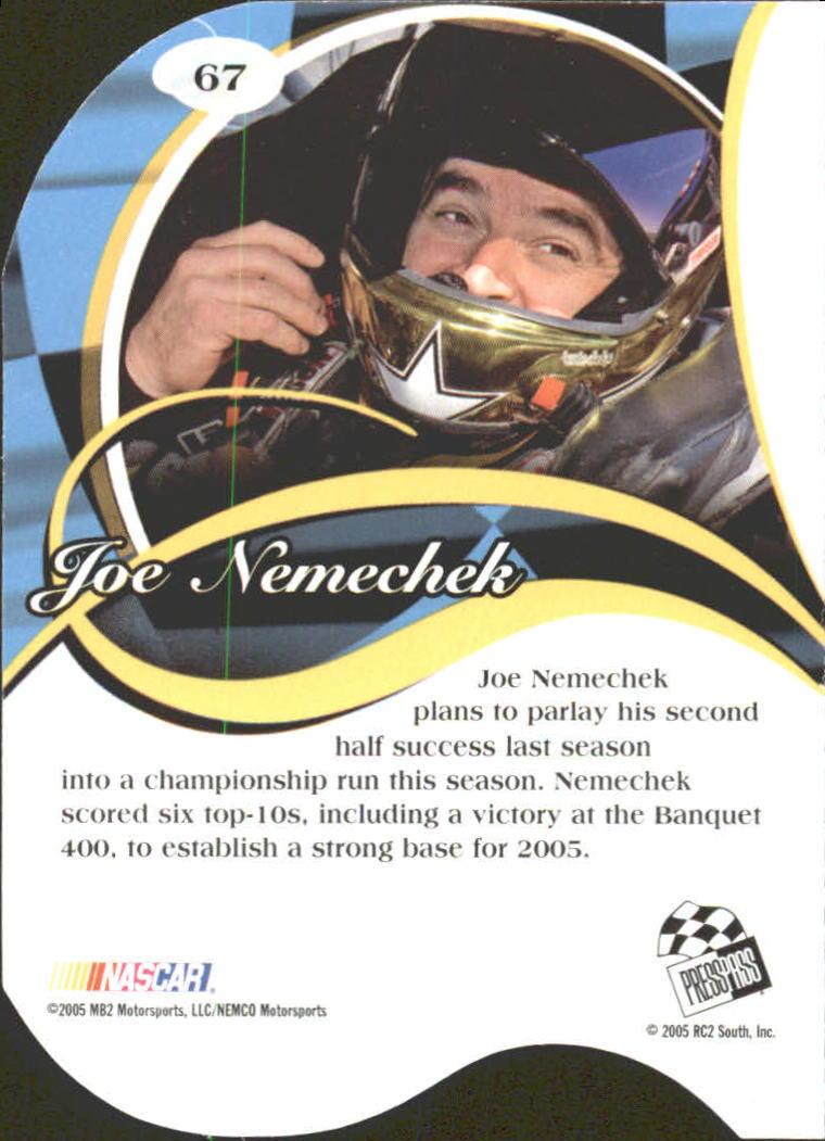2005-Press-Pass-Premium-Race-Card-s-1-81-A3477-You-Pick-10-FREE-SHIP thumbnail 71