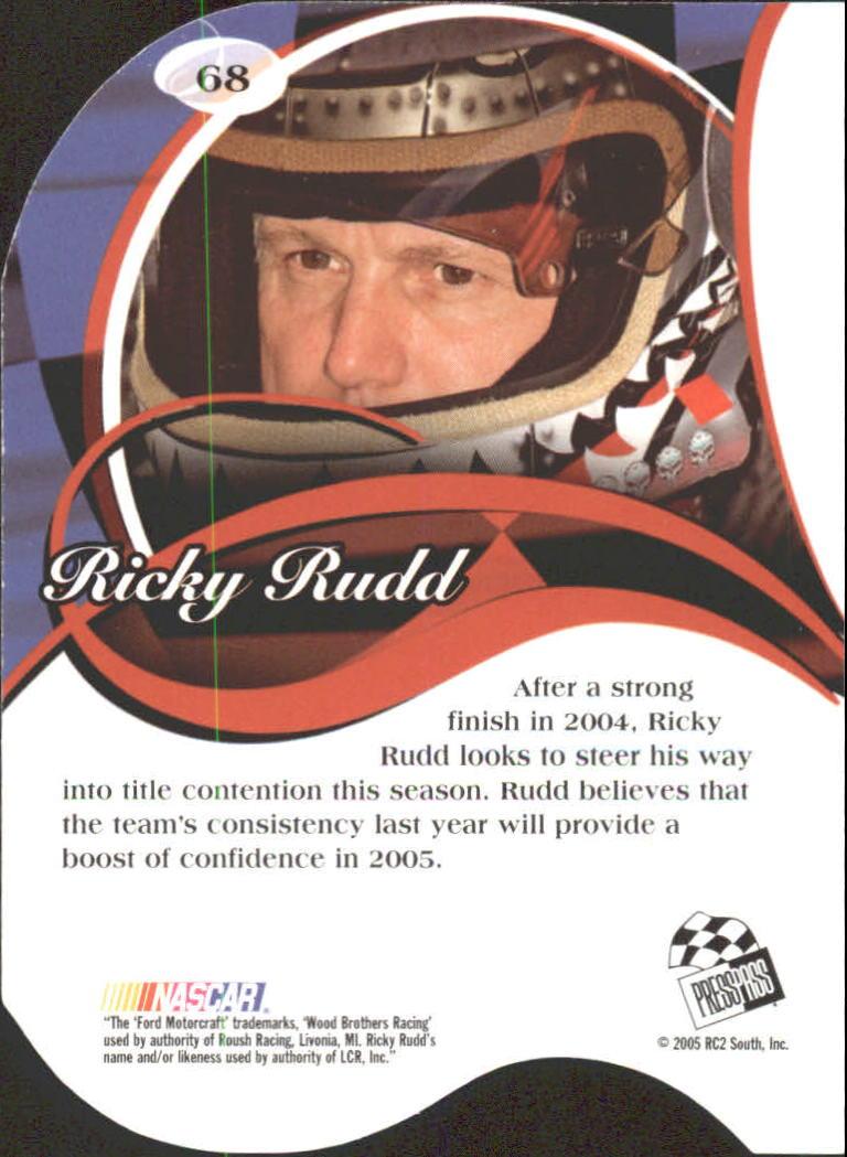 2005-Press-Pass-Premium-Race-Card-s-1-81-A3477-You-Pick-10-FREE-SHIP thumbnail 111