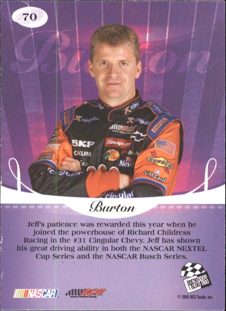 2005-Press-Pass-Premium-Race-Card-s-1-81-A3477-You-Pick-10-FREE-SHIP thumbnail 105