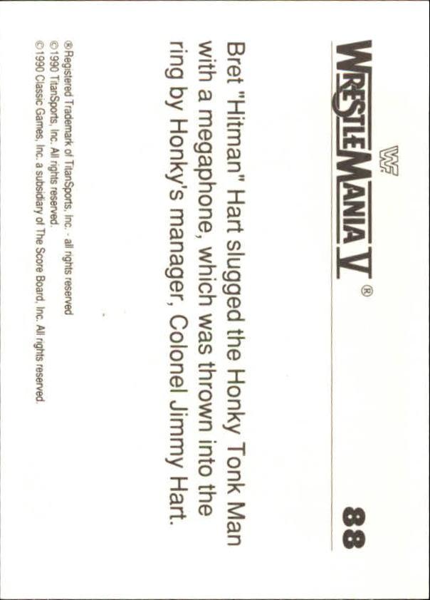 1990-Classic-WWF-History-of-WrestleMania-A3974-You-Pick-10-FREE-SHIP thumbnail 149