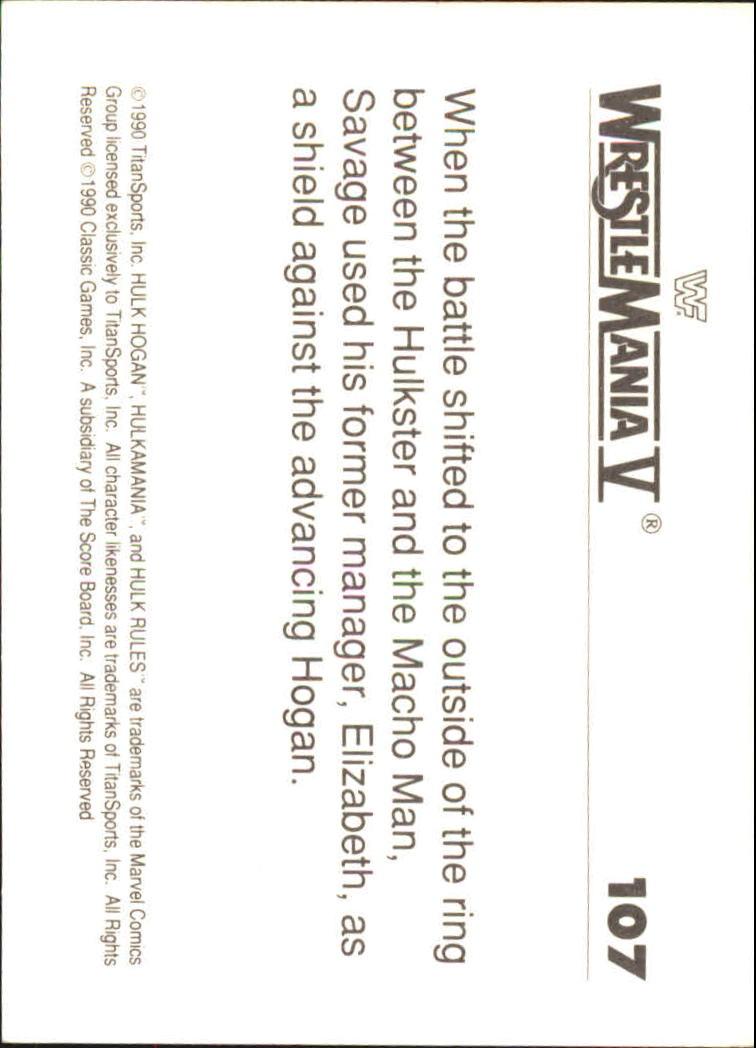 1990-Classic-WWF-History-of-WrestleMania-A3974-You-Pick-10-FREE-SHIP thumbnail 187