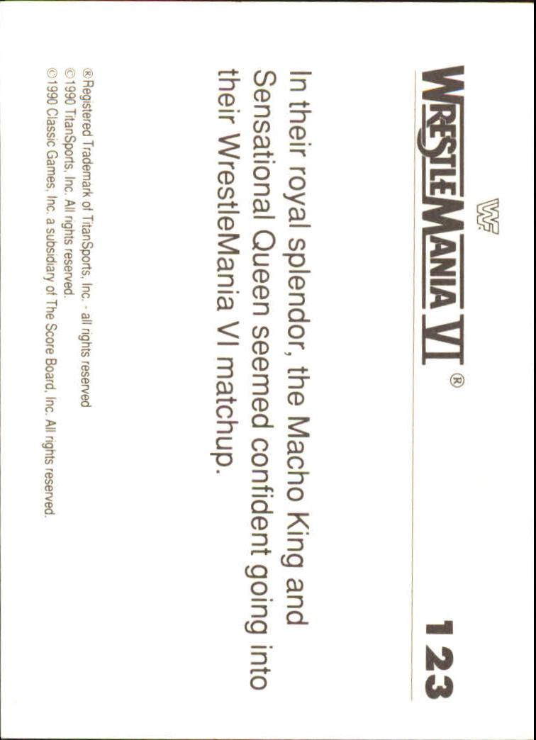 1990-Classic-WWF-History-of-WrestleMania-A3974-You-Pick-10-FREE-SHIP thumbnail 215