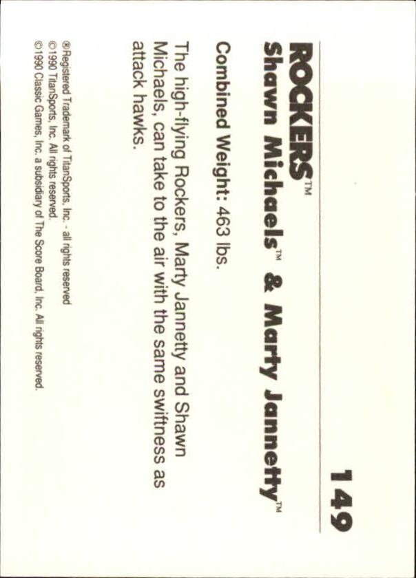 1990-Classic-WWF-History-of-WrestleMania-A3974-You-Pick-10-FREE-SHIP thumbnail 255