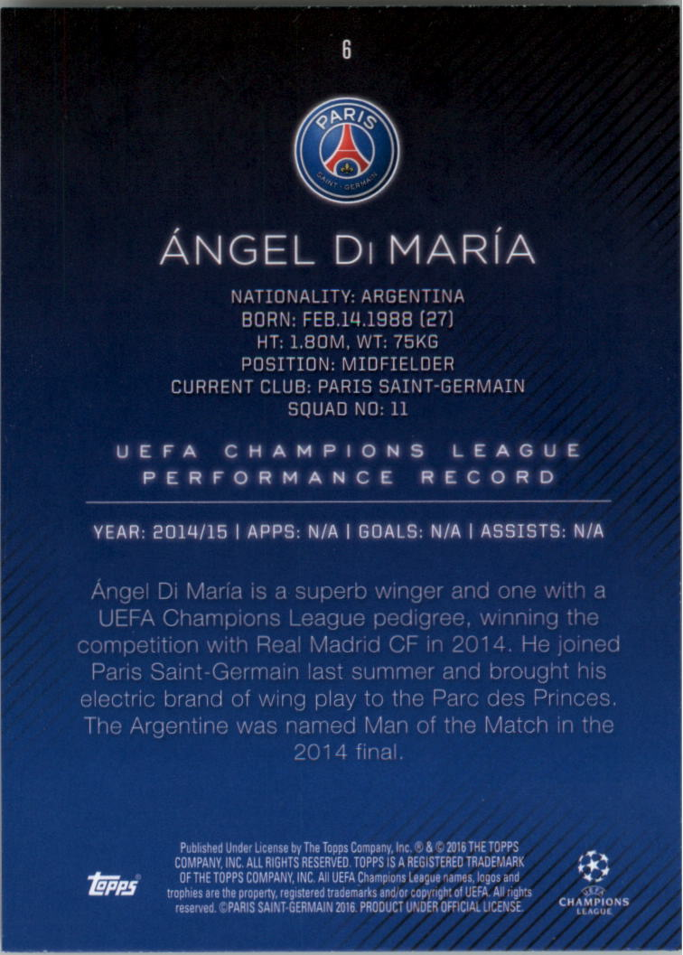 2015-16-Topps-UEFA-Champions-League-Showcase-Soccer-Your-Choice-GOTBASEBALLCARDS thumbnail 11