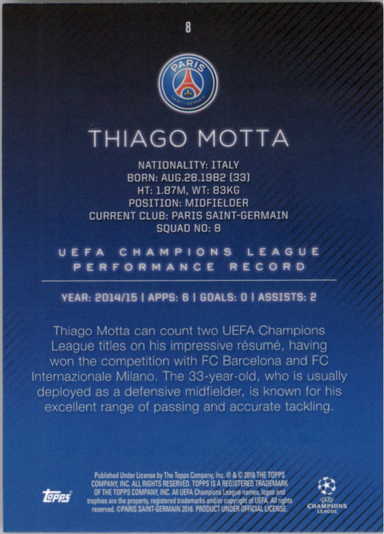 2015-16-Topps-UEFA-Champions-League-Showcase-Soccer-Your-Choice-GOTBASEBALLCARDS thumbnail 15