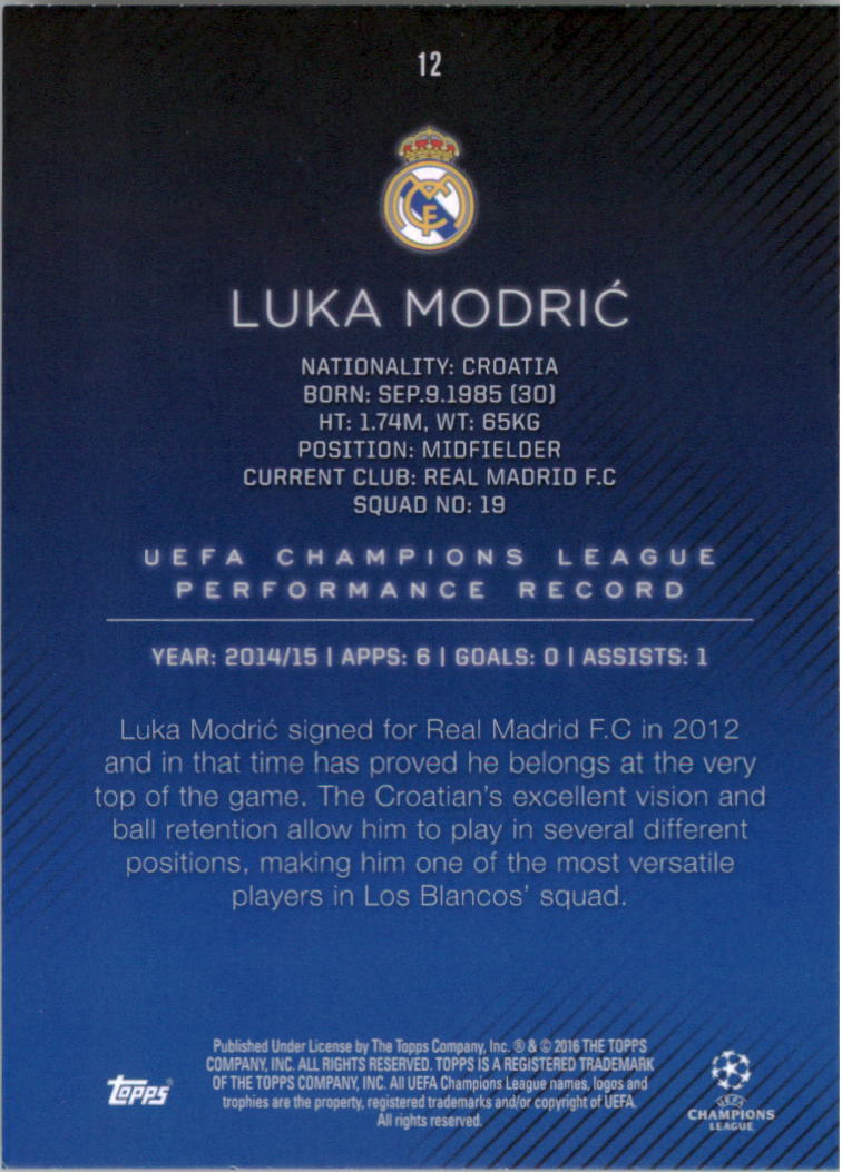 2015-16-Topps-UEFA-Champions-League-Showcase-Soccer-Your-Choice-GOTBASEBALLCARDS thumbnail 23