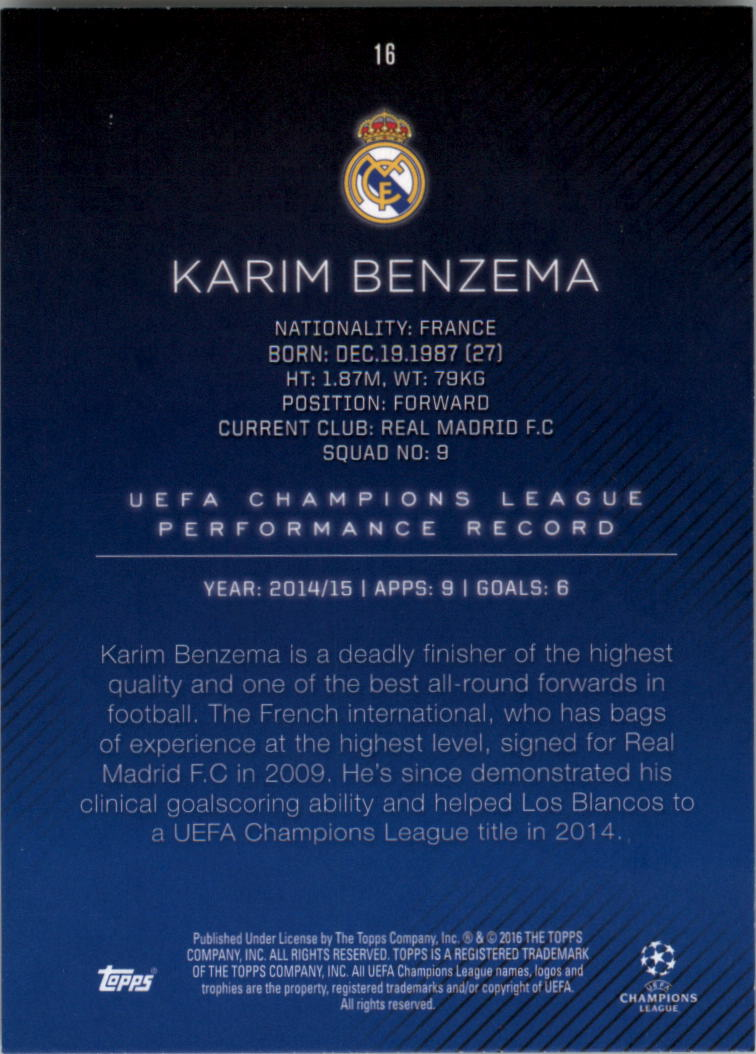 2015-16-Topps-UEFA-Champions-League-Showcase-Soccer-Your-Choice-GOTBASEBALLCARDS thumbnail 31