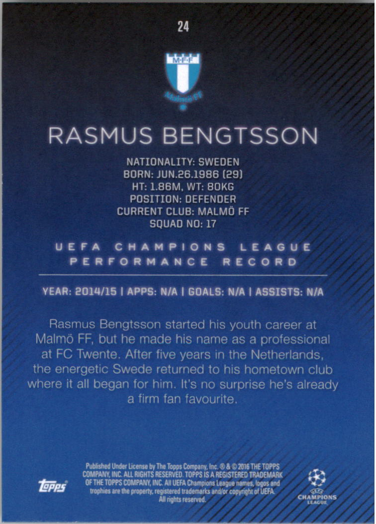 2015-16-Topps-UEFA-Champions-League-Showcase-Soccer-Your-Choice-GOTBASEBALLCARDS thumbnail 47