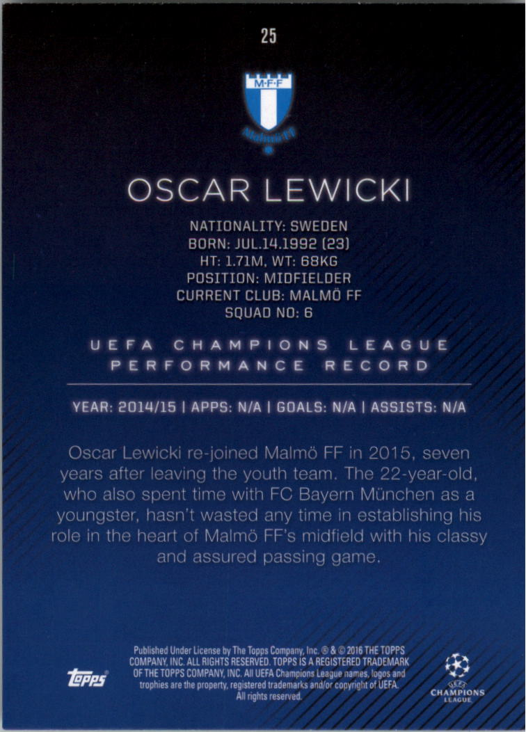 2015-16-Topps-UEFA-Champions-League-Showcase-Soccer-Your-Choice-GOTBASEBALLCARDS thumbnail 49