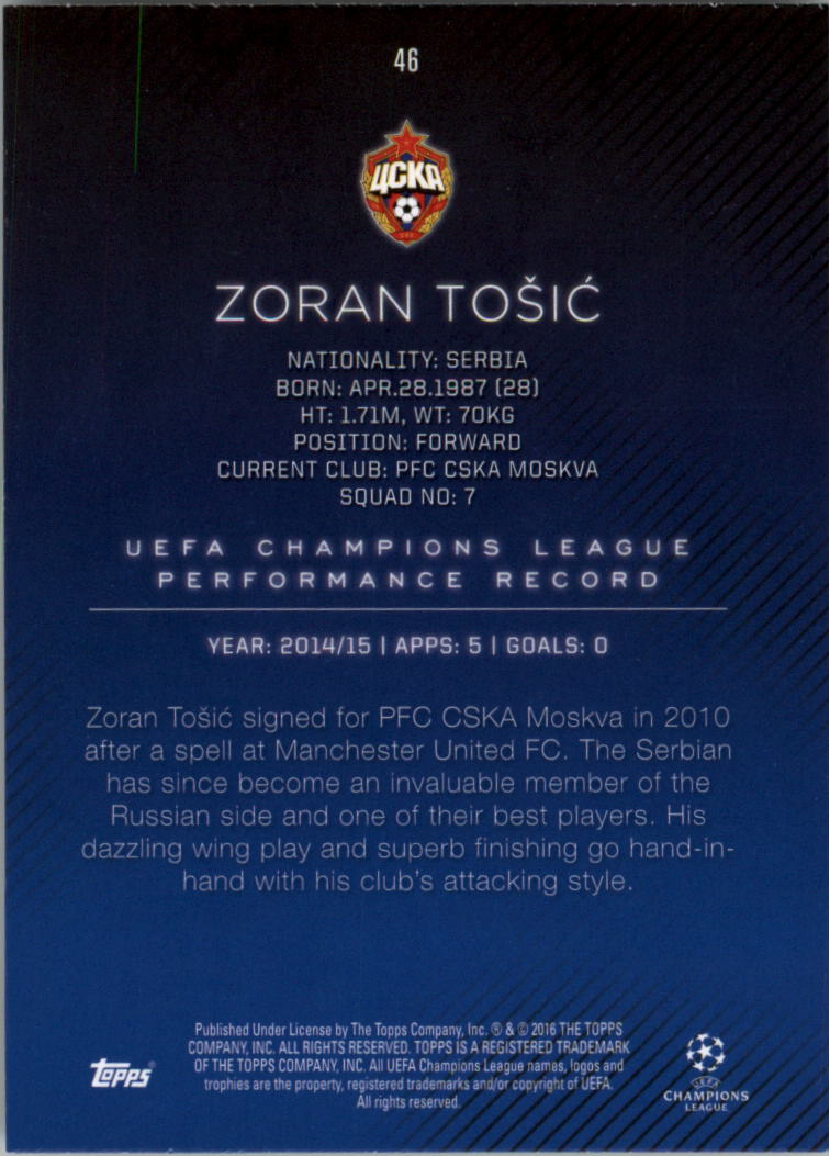 2015-16-Topps-UEFA-Champions-League-Showcase-Soccer-Your-Choice-GOTBASEBALLCARDS thumbnail 91