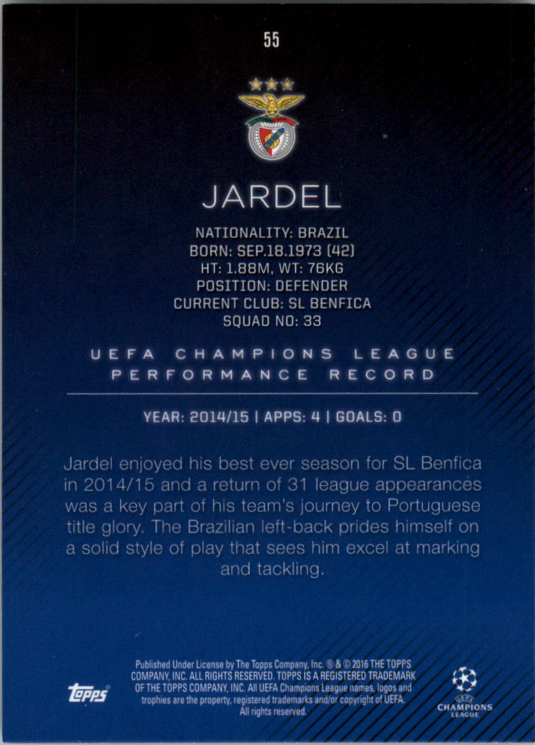 2015-16-Topps-UEFA-Champions-League-Showcase-Soccer-Your-Choice-GOTBASEBALLCARDS thumbnail 109