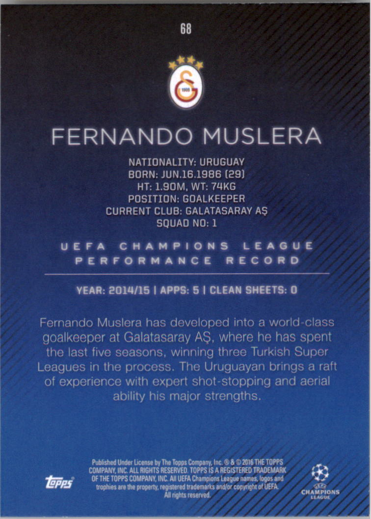2015-16-Topps-UEFA-Champions-League-Showcase-Soccer-Your-Choice-GOTBASEBALLCARDS thumbnail 135