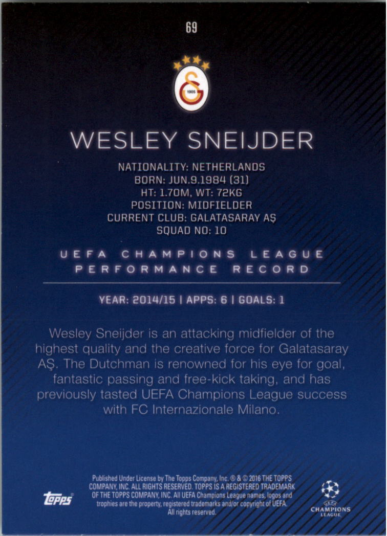 2015-16-Topps-UEFA-Champions-League-Showcase-Soccer-Your-Choice-GOTBASEBALLCARDS thumbnail 137