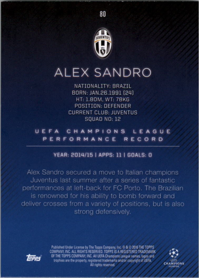2015-16-Topps-UEFA-Champions-League-Showcase-Soccer-Your-Choice-GOTBASEBALLCARDS thumbnail 159