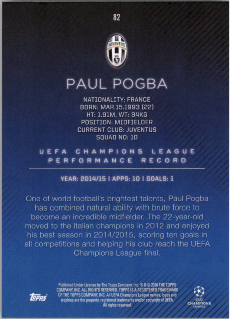2015-16-Topps-UEFA-Champions-League-Showcase-Soccer-Your-Choice-GOTBASEBALLCARDS thumbnail 163