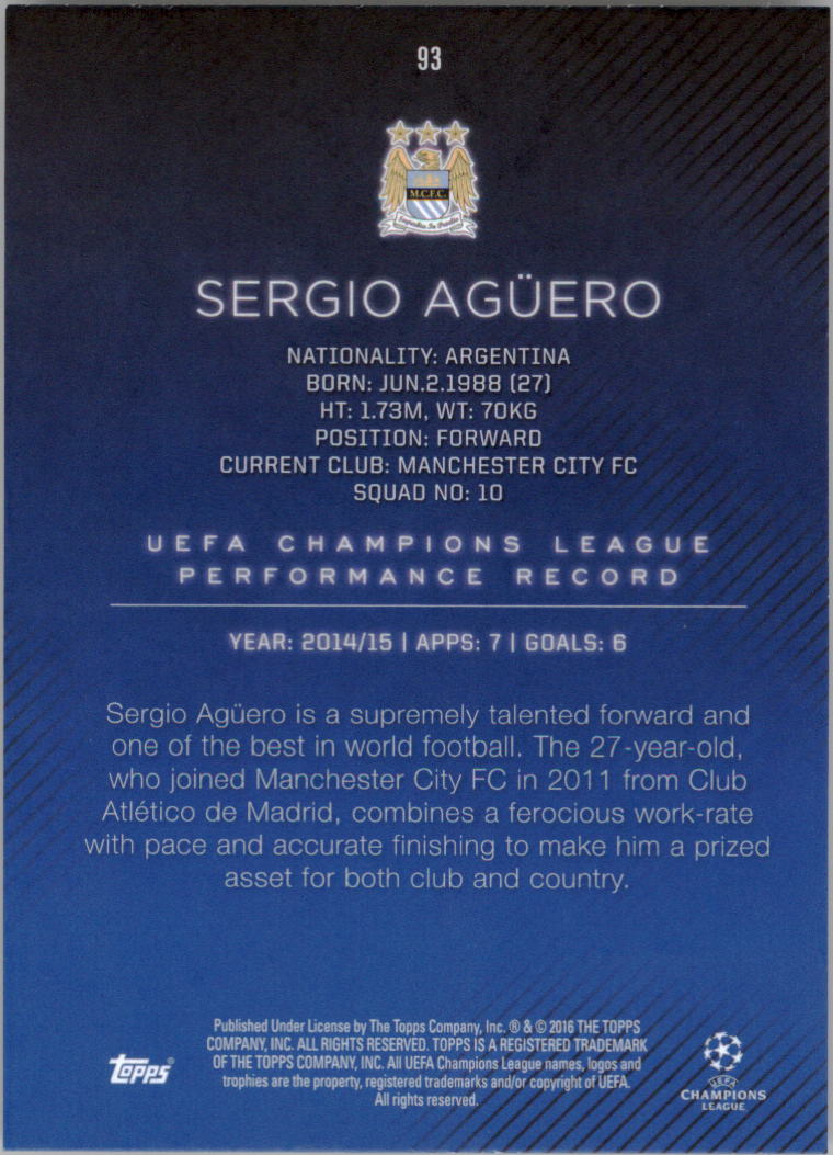 2015-16-Topps-UEFA-Champions-League-Showcase-Soccer-Your-Choice-GOTBASEBALLCARDS thumbnail 185