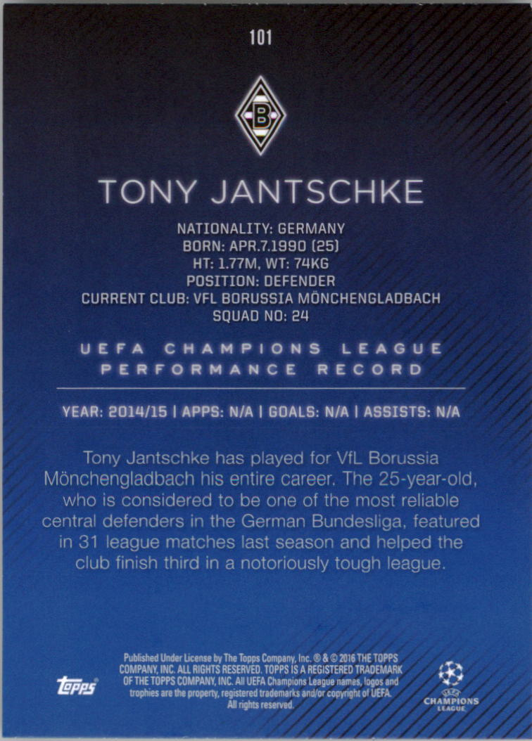 2015-16-Topps-UEFA-Champions-League-Showcase-Soccer-Your-Choice-GOTBASEBALLCARDS thumbnail 201