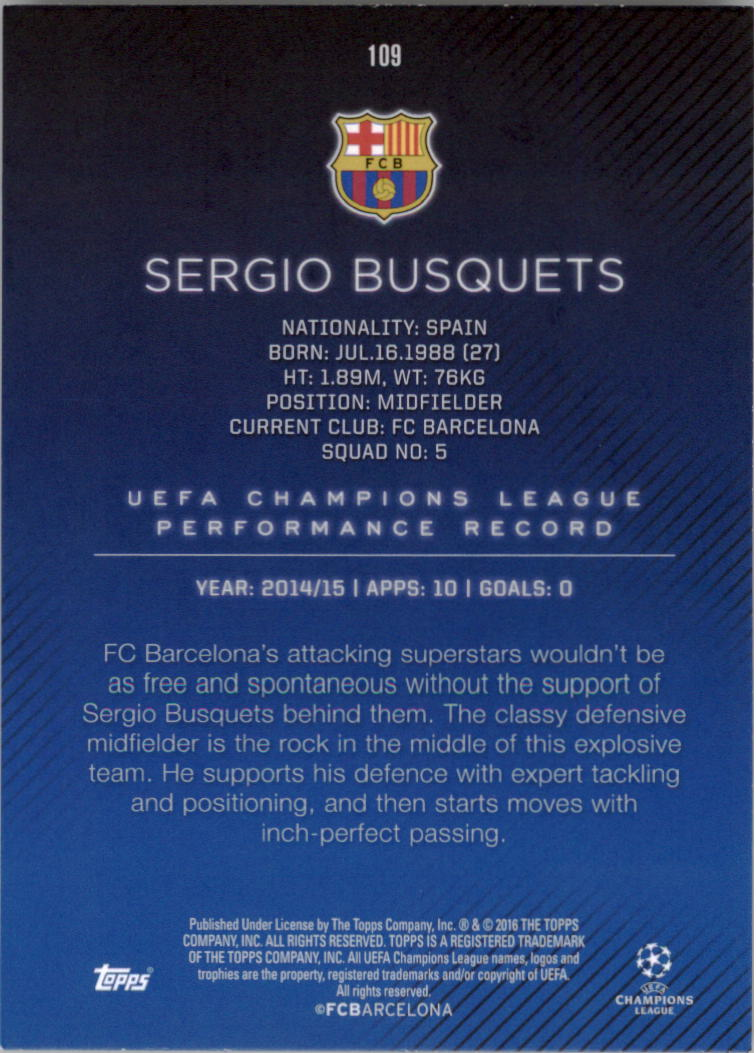 2015-16-Topps-UEFA-Champions-League-Showcase-Soccer-Your-Choice-GOTBASEBALLCARDS thumbnail 215