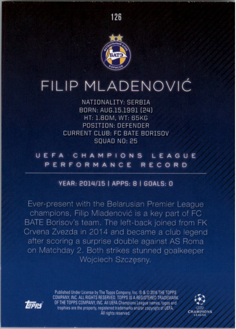 2015-16-Topps-UEFA-Champions-League-Showcase-Soccer-Your-Choice-GOTBASEBALLCARDS thumbnail 249