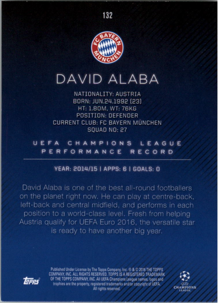 2015-16-Topps-UEFA-Champions-League-Showcase-Soccer-Your-Choice-GOTBASEBALLCARDS thumbnail 261