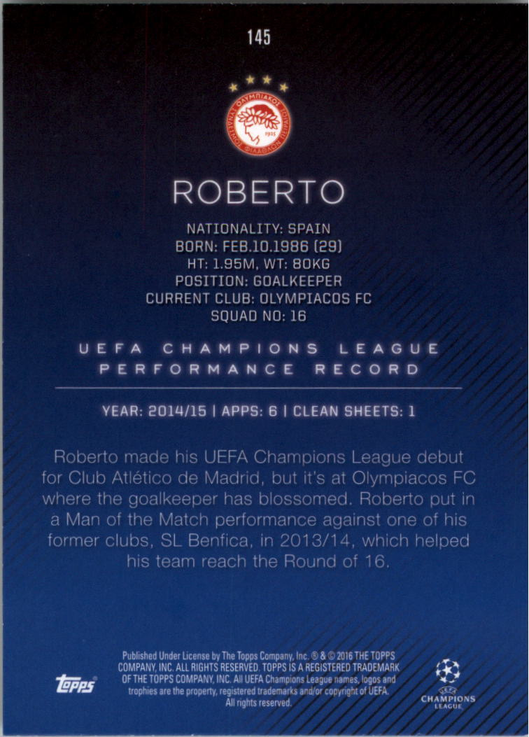2015-16-Topps-UEFA-Champions-League-Showcase-Soccer-Your-Choice-GOTBASEBALLCARDS thumbnail 287