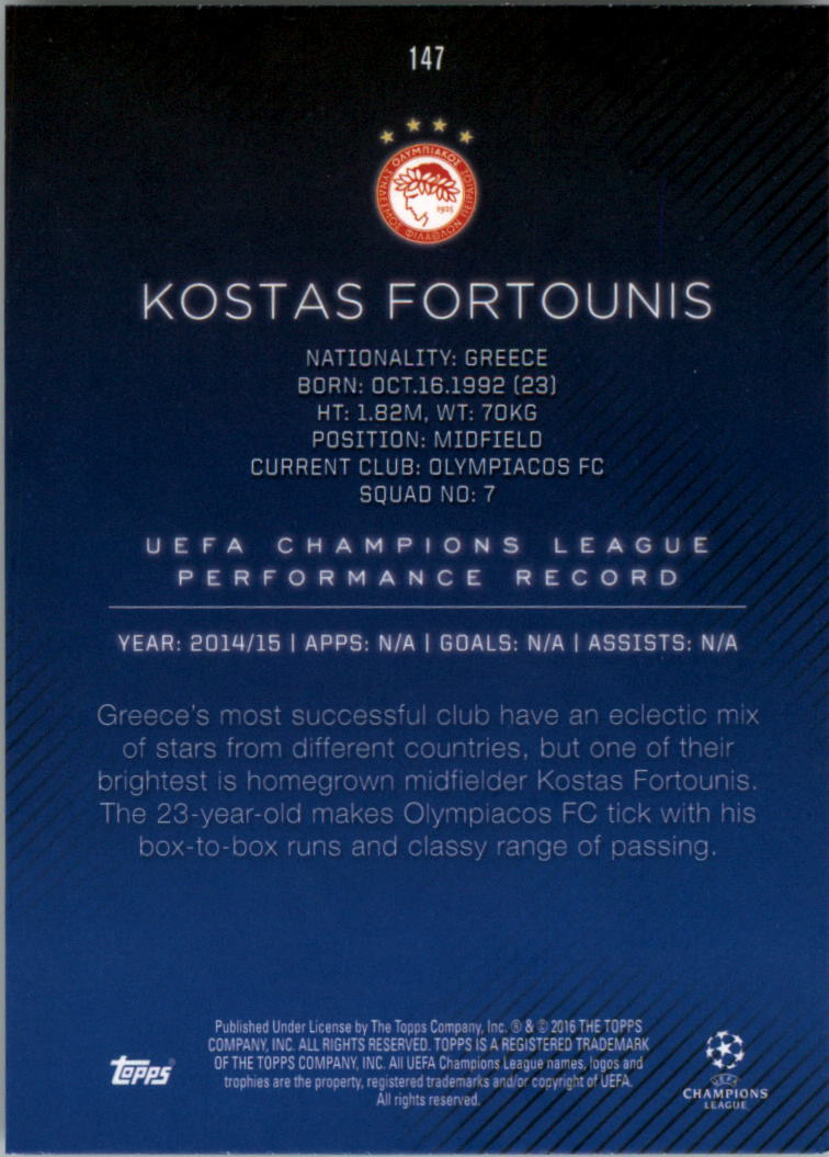 2015-16-Topps-UEFA-Champions-League-Showcase-Soccer-Your-Choice-GOTBASEBALLCARDS thumbnail 291