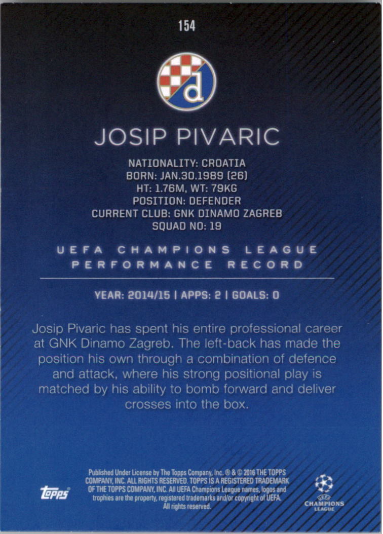 2015-16-Topps-UEFA-Champions-League-Showcase-Soccer-Your-Choice-GOTBASEBALLCARDS thumbnail 305