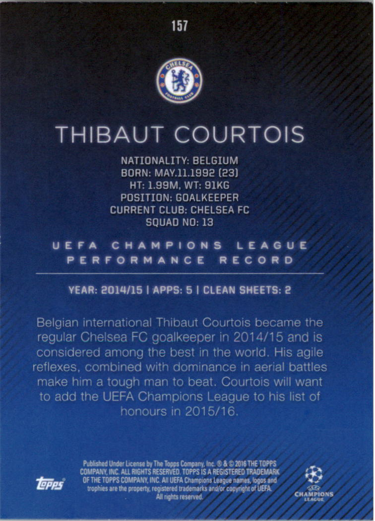 2015-16-Topps-UEFA-Champions-League-Showcase-Soccer-Your-Choice-GOTBASEBALLCARDS thumbnail 311