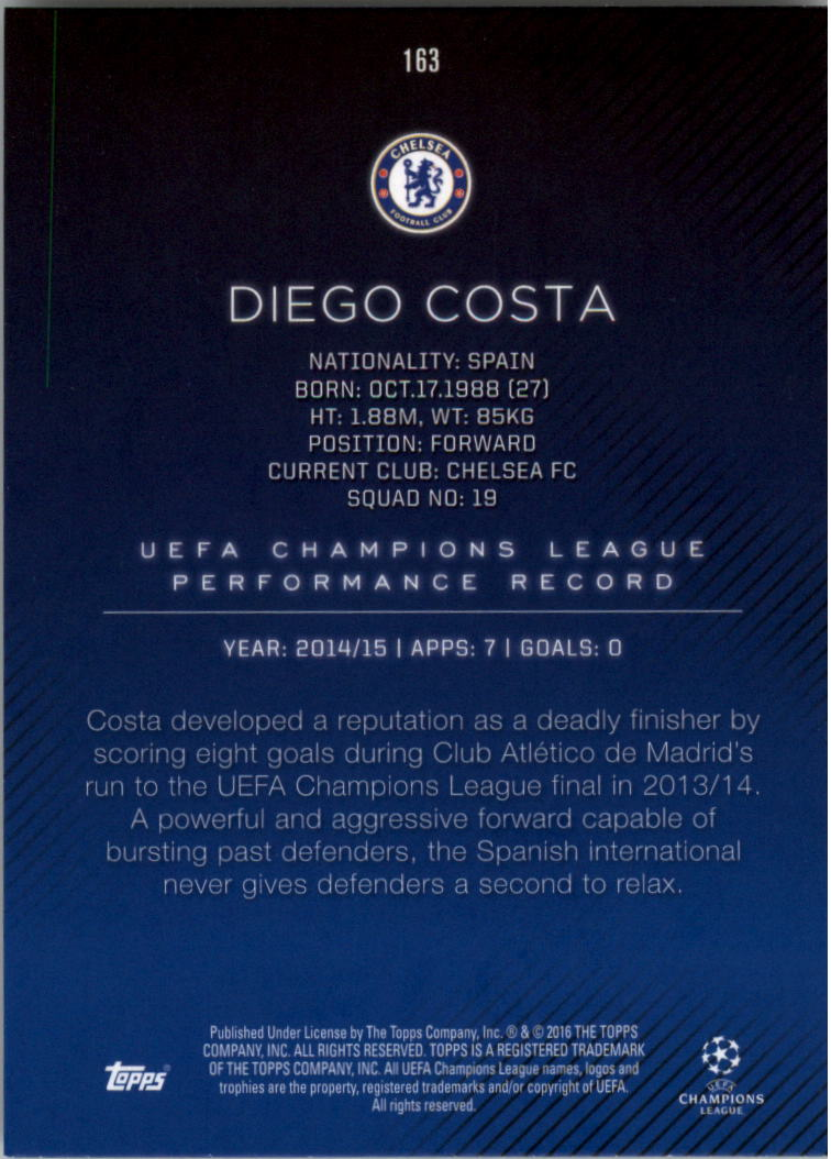 2015-16-Topps-UEFA-Champions-League-Showcase-Soccer-Your-Choice-GOTBASEBALLCARDS thumbnail 323