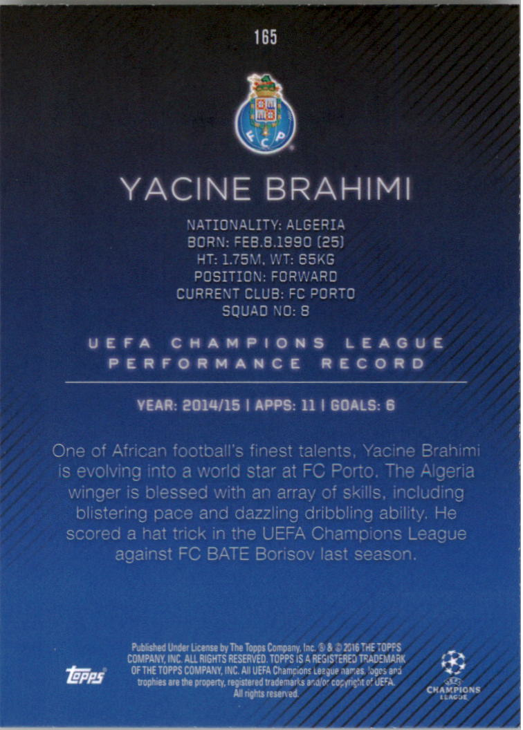 2015-16-Topps-UEFA-Champions-League-Showcase-Soccer-Your-Choice-GOTBASEBALLCARDS thumbnail 327