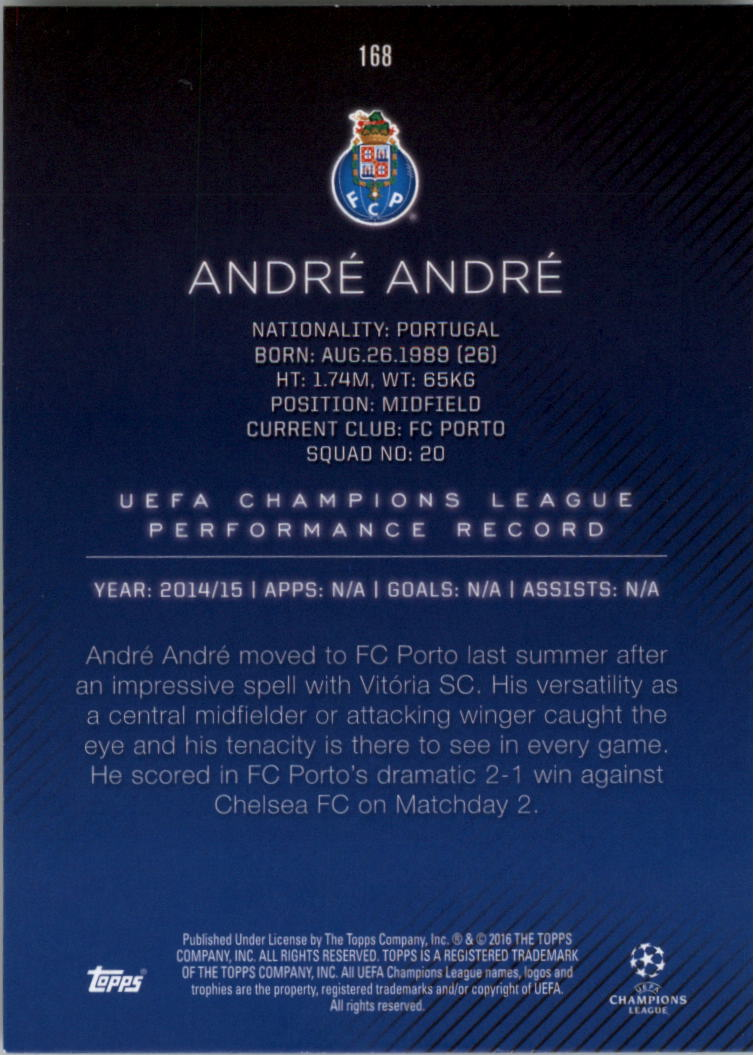 2015-16-Topps-UEFA-Champions-League-Showcase-Soccer-Your-Choice-GOTBASEBALLCARDS thumbnail 333