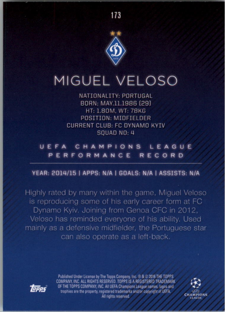 2015-16-Topps-UEFA-Champions-League-Showcase-Soccer-Your-Choice-GOTBASEBALLCARDS thumbnail 343