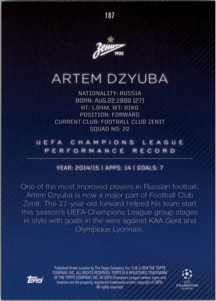 2015-16-Topps-UEFA-Champions-League-Showcase-Soccer-Your-Choice-GOTBASEBALLCARDS thumbnail 371