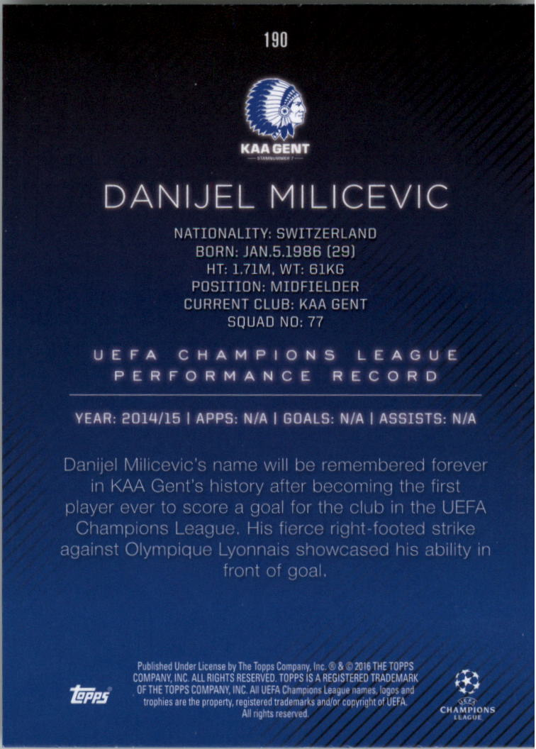 2015-16-Topps-UEFA-Champions-League-Showcase-Soccer-Your-Choice-GOTBASEBALLCARDS thumbnail 377