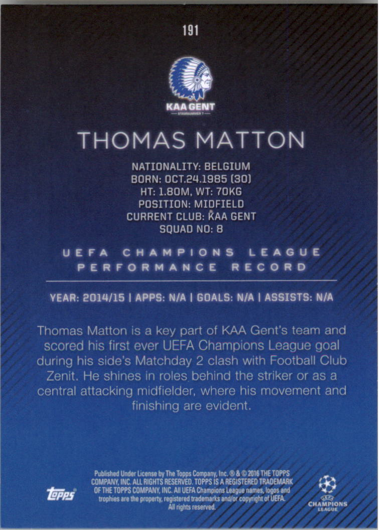 2015-16-Topps-UEFA-Champions-League-Showcase-Soccer-Your-Choice-GOTBASEBALLCARDS thumbnail 379