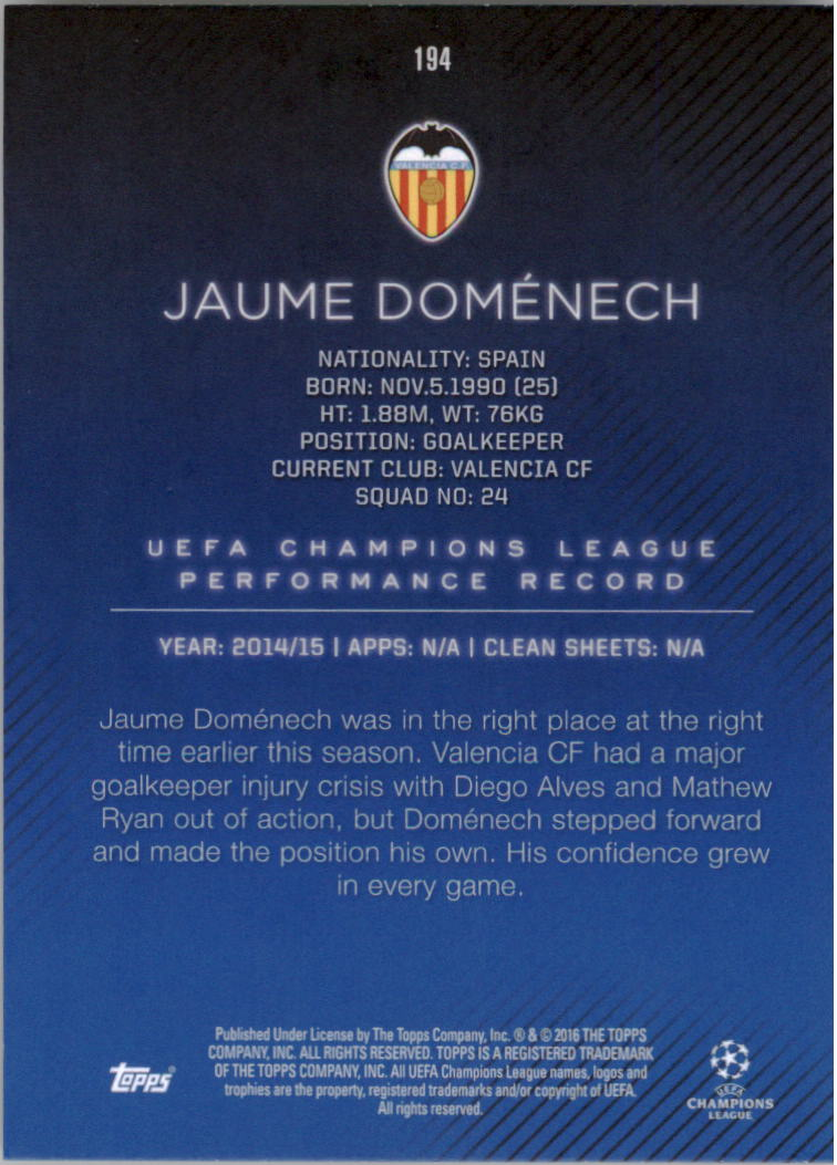 2015-16-Topps-UEFA-Champions-League-Showcase-Soccer-Your-Choice-GOTBASEBALLCARDS thumbnail 385