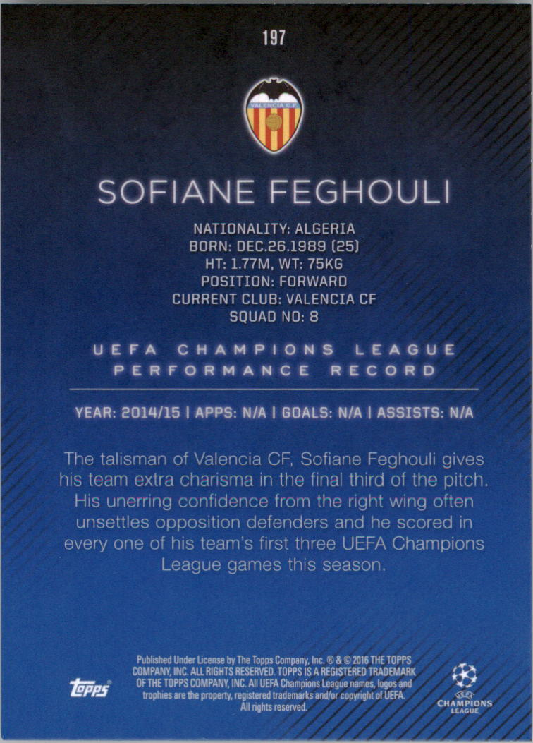 2015-16-Topps-UEFA-Champions-League-Showcase-Soccer-Your-Choice-GOTBASEBALLCARDS thumbnail 391