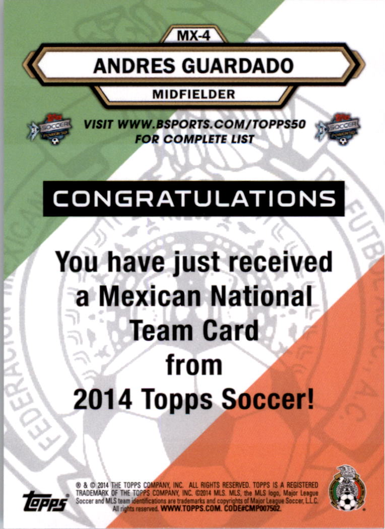 2014-Topps-MLS-Soccer-Base-cards-Inserts-You-Pick-Buy-10-cards-FREE-SHIP thumbnail 151